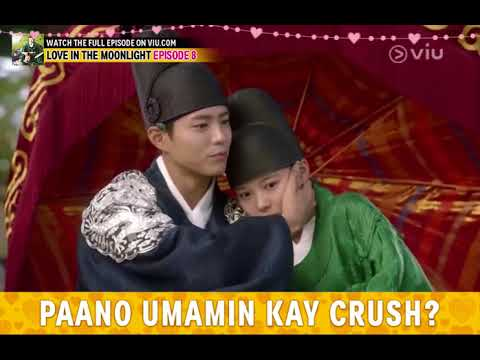 Love In The Moonlight Episode 8 thumbnail