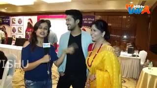 'Main Maike Chali Jaungi' Namish Taneja And Aditi Despande full interview