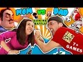 Download FGTEEV MOM vs DAD GAMING CHALLENGE!  Hello Neighbor Sausage Eater? 7+ iOS App Games Parents Battle in Mp3, Mp4 and 3GP