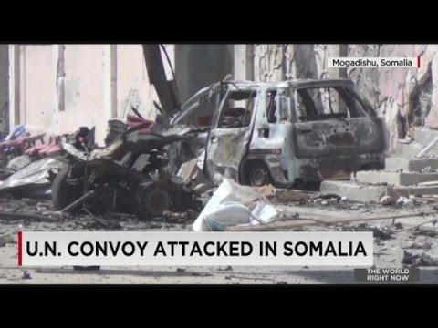 U.N. convoy attacked in Somalia