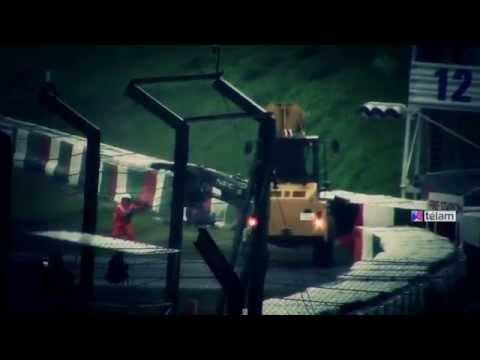Fórmula 1: Multitudinario adiós a Jules Bianchi