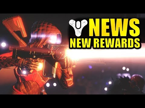 Destiny 2 News: STRIKE LOOT! Huge Emblem Update!
