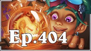 Funny And Lucky Moments - Hearthstone - Ep. 404