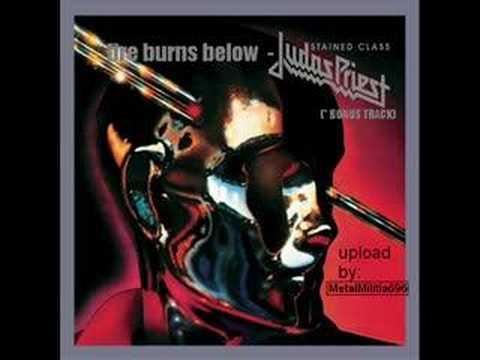 Judas Priest - Fire Burns Below