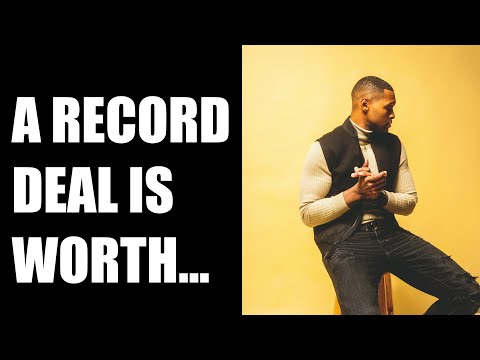 How Much is a Record Deal Worth? Average Amount 2017 (SHARE)