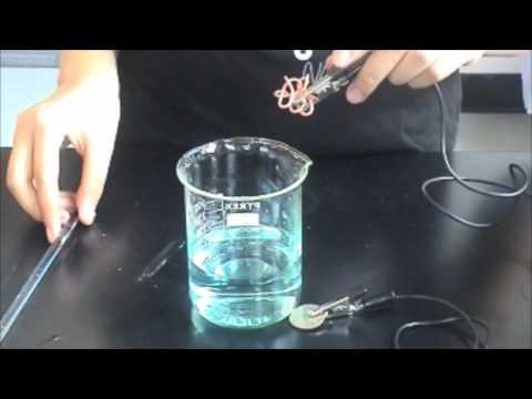 electroplating lab report