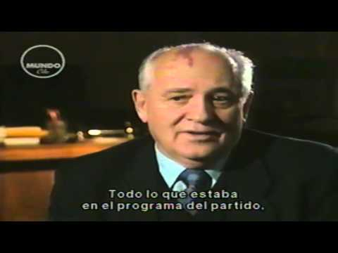 Biografía Mijail Gorbachov