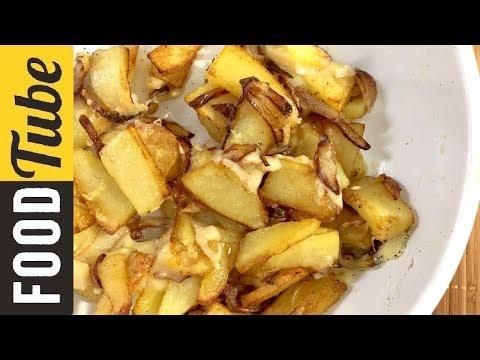 Превосходный Жареный Картофель! Вкусные Рецепты by Бодя