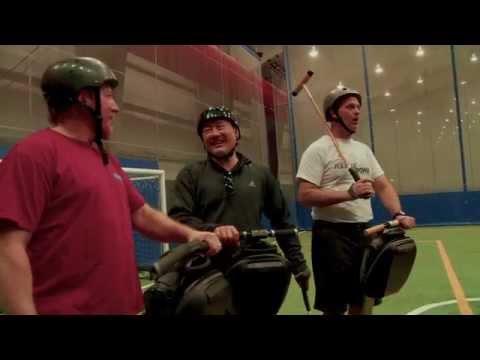 BEHIND THE SCENES - 2014 Segway Polo Challenge EONY