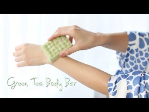 DIY Natural Massage Lotion Bars {How to Make}