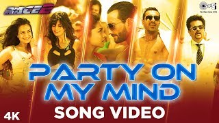19 Steps - Party On My Mind - Race 2 - Official Song Video