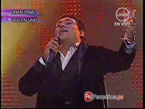 """YO SOY: Juan Gabriel peruano """"Porque me haces llorar"""" en la gran final"""