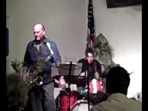 Brooklyn Jazz Wide Open - Dave Liebman pt. 1