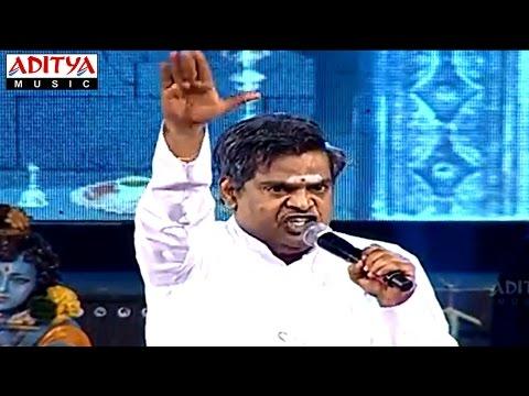 Sirivennela Emotional Speech About Pawan kalyan At Mukunda Audio Launch