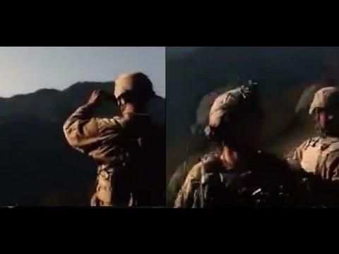 Militares de Afganistán capturan el primer reptiliano vivo. 2017
