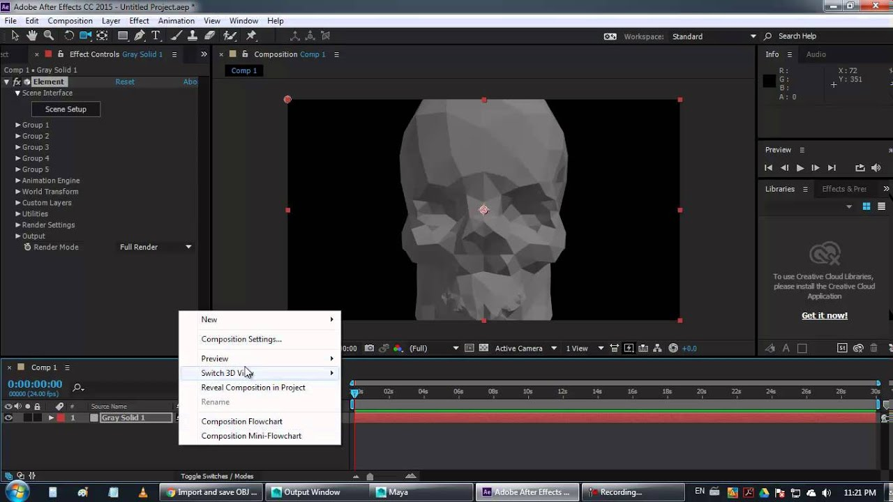 3d studio how to import pictures Make a 3D Model From Pictures - m