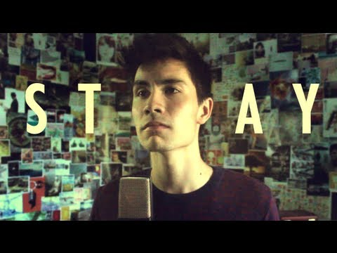 Stay (rihanna) - Sam Tsui Cover video