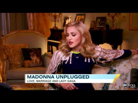 Madonna Says Lady Gaga is 'Reductive' Music Videos
