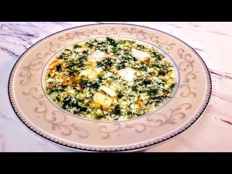 Яичный суп. Рецепт приготовления вкусного супа.