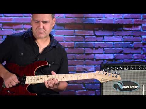 Suhr Modern Pro Config 4 - Chili Pepper Red | N Stuff Music Product Review