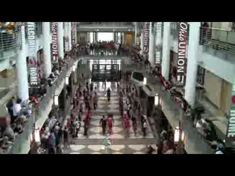 Ohio Union Flash Mob