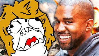 Kanye West TROLLING on Call of Duty! (Black Ops 2)