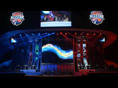 2013 ALL-STAR 2v2 (doublelift, Xpecial) vs (Chawy, Mistake)