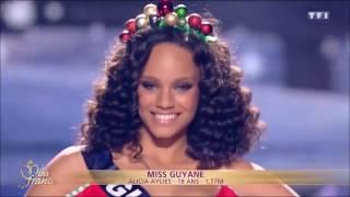 Miss Universe France 2017 - Alicia Ayliès