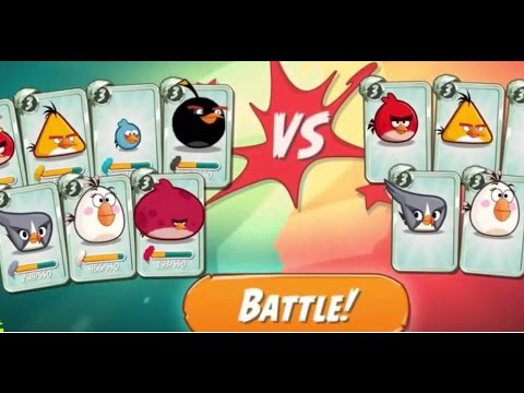 Angry Birds 2 - The Nest [PvP Arena] Fight Gameplay