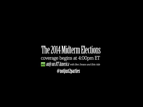 Stop counting seats, look into issues -- RT America Presents Special Midterm Election Coverage