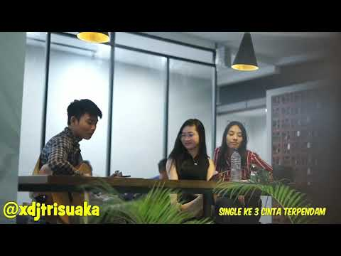 Download Single ke 3 Trisuaka Cinta Terpendam, bagussssss Mp4 baru