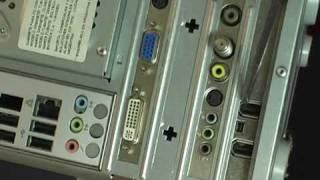 CONECTORES BASICOS EXTERNOS DE LA PC