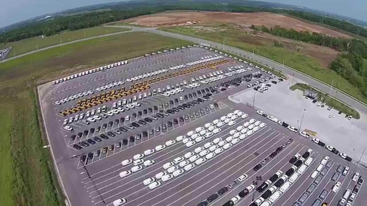 Automotive Alley - Hunt Midwest Business Center (HMBC ...