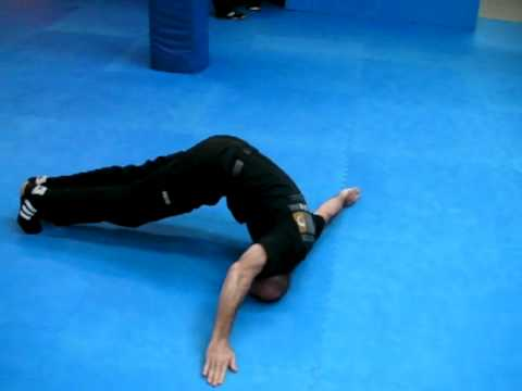 Krav maga Movement drill with Eyal Yanilov and Mateusz Image 1