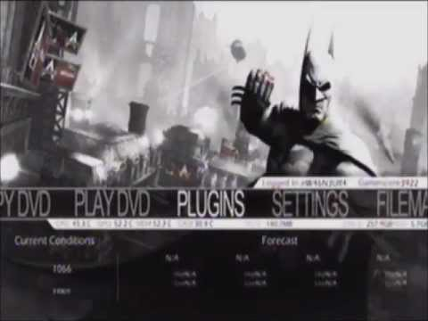 (TUTORIAL) MUDANDO SKINS NO XBOX360 (RGH JTAG)