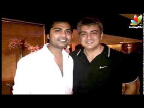 Ajith is the next Superstar : Simbu | Hot Tamil Cinema News