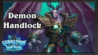 Demon Handlock | BRUJO VUELVE AL META [Hearthstone Construido]