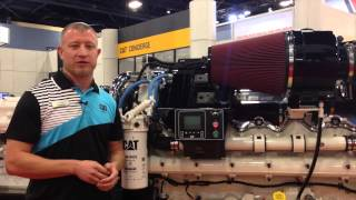 Product Walkaround: Cat C32 Engine for Recreational Vessels