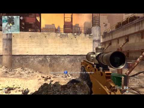 HOW TO QUICKSCOPE IN MW3 Part 2 | Tips And Tricks | Best Class To Use For Quickscoping