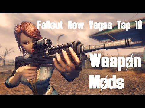 Fallout New Vegas - Top 10 Weapon Mods