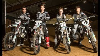 Team DIGA-Procross Husqvarna SX Team 2018/19