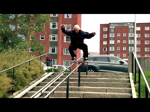 Simon Källkvist — Poetic Collective 'FLUID' Part