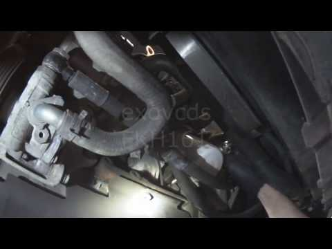 VW A4: 2.0L Replacing Crankshaft Position Sensor / Engine Speed Sensor