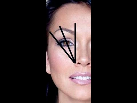 How To Tweeze Perfect Eyebrows (for guys & girls) | Kandee Johnson