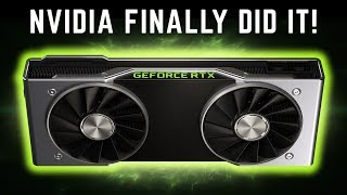 Nvidia Dropped A Huge Update!