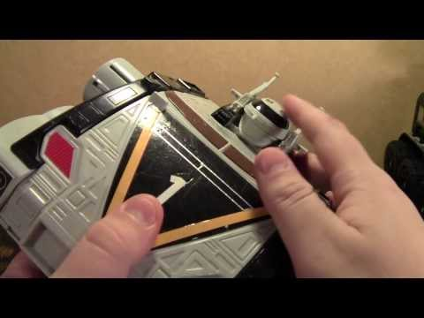 Power Rangers Turbo Artillatron Review (Zord Gekisou Sentai Carranger)