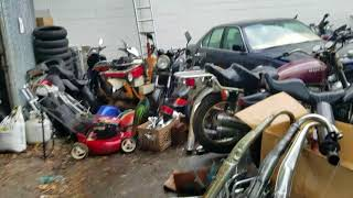 We just purchased 50 motorcycles in the Bronx from Kim's cycle he's been in business 40 years
