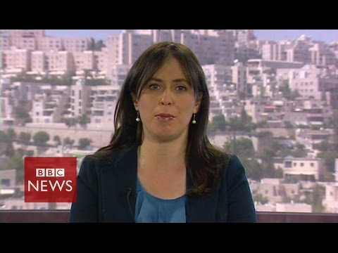 'Israel has found rockets in UN school' says Tzipi Hotolevy - BBC News