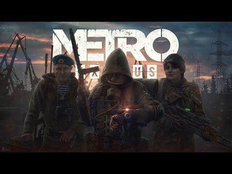 Metro Exodus ► Прохождение #2 ► Ковчег (без комментариев) [2K 1440p]