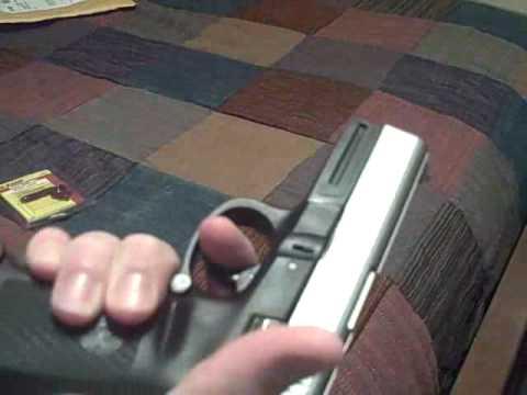 9mm Snap Caps - Avoid Dry Firing - Sigma SW9VE - Dummy Bullets
